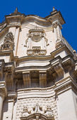 Church of St. Matteo. Lecce. Puglia. Italy. — Stock Photo