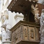 Church of St. Matteo. Lecce. Puglia. Italy. — Stock Photo