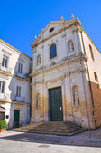 Church of St. Anna. Lecce. Puglia. Italy. — Stock Photo