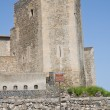 Stock Photo: Castle of Melfi. Basilicata. Italy.
