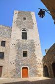 Castle of Melfi. Basilicata. Italy. — Stock Photo