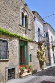 Pier delle Vigne house. Melfi. Basilicata. Italy. — Stock Photo
