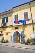 Alleyway. Melfi. Basilicata. Italy. — Stock Photo