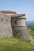 Porta venosina. melfi. basilicata. italië. — Stockfoto