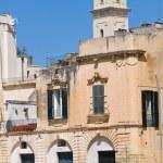 Duomo square. Lecce. Puglia. Italy. — Stock Photo #25142293