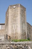 Castillo de melfi. Basilicata. Italia. — Foto de Stock