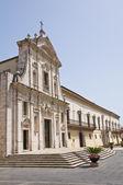 St maria assunta katedrali. melfi. basilicata. i̇talya. — Stok fotoğraf