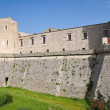 Stock Photo: Castle of Venosa. Basilicata. Italy.