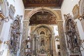 церковь святого джованни евангелиста. лечче. апулия. италия. — Стоковое фото