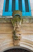 Historical palace. Ceglie Messapica. Puglia. Italy. — Stock Photo