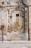 Ex-Monastery of St. Chiara. Francavilla Fontana. Puglia. Italy. — Stock Photo