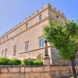 Stock Photo: Imperiali castle. FrancavillFontana. Puglia. Italy.