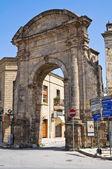 Porta Cappuccini. Francavilla Fontana. Puglia. Italy. — Stock Photo