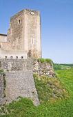 Castello di melfi. basilicata. italia. — Foto Stock