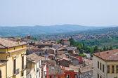 Vista panoramica di melfi. basilicata. italia. — Foto Stock