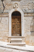 Historical palace. Ceglie Messapica. Puglia. Italy. — Stock Photo