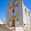 Church of Assunta. Specchia. Puglia. Italy. — Stock Photo