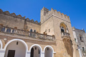 Ripa palace. Specchia. Puglia. Italy. — Stock Photo