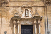 Mother Church. Tricase. Puglia. Italy. — Stock Photo