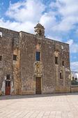 Church of Cappuccini. Tricase. Puglia. Italy. — Stock Photo