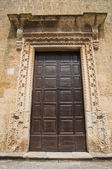 Church of St. Michele Arcangelo. Tricase. Puglia. Italy. — Stock Photo
