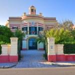 Villa Meridiana. Santa Maria di Leuca. Puglia. Italy. — Stock Photo #26134975