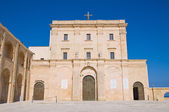 Sanctuary of Santa Maria di Leuca. Puglia. Italy. — Stock Photo