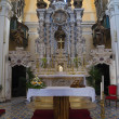 Stock Photo: Church of Carmine. Presicce. Puglia. Italy.