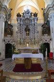Church of Carmine. Presicce. Puglia. Italy. — Stock Photo