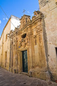Arditi chapel. Presicce. Puglia. Italy. — Stock Photo