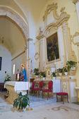 Church of Madonna della Strada. Taurisano. Puglia. Italy. — Stock Photo