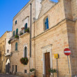 Church of Madonna Assunta. Alessano. Puglia. Italy. — Stock Photo