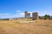 Gelsorizzo Farmhouse. Acquarica del Capo. Puglia. Italy. — Stock Photo