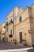 Church of Madonna Assunta. Alessano. Puglia. Italy. — Stock Photo