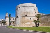 Castle of Palmariggi. Puglia. Italy. — Stock Photo