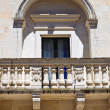 Historical palace. Maglie. Puglia. Italy. — Stock Photo