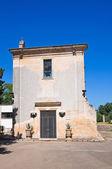 Sanctuary of Montevergine. Palmariggi. Puglia. Italy. — Stock Photo