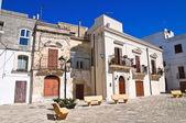 Alleyway. Mottola. Puglia. Italy. — Stock Photo
