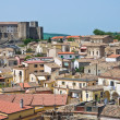 Royalty-Free Stock Photo: Panoramic view of Melfi. Basilicata. Italy.