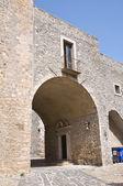 Castelo de melfi. basilicata. itália. — Foto Stock