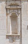 聖マリア アスンタ大聖堂。メルフィ。バジリカータ州。イタリア. — ストック写真