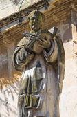 Propylaea. Lecce. Puglia. Italy. — Stock Photo