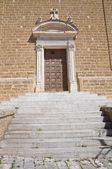 Church of St. Teresa. Brindisi. Puglia. Italy. — Stock Photo