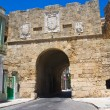 Porta Lecce. Brindisi. Puglia. Italy. — Stock Photo