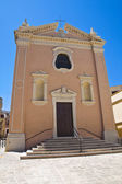 Church of Anime. Brindisi. Puglia. Italy. — Stock Photo