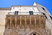 Balsamo Loggia. Brindisi. Puglia. Italy. — Stock Photo
