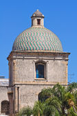 Church of St. Michele Arcangelo. Brindisi. Puglia. Italy. — Stock Photo