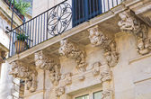 Marrese Palace. Lecce. Puglia. Italy. — Stock Photo