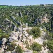 Ravine of Castellaneta. Puglia. Italy. — Stock Photo
