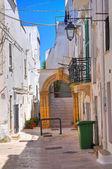 Del Vecchio palace. Castellaneta. Puglia. Italy. — Stock Photo